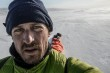 Vincent Munier autoportrait Ellesmere Island mars 2013