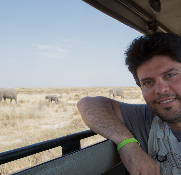 Me & Elephants – Amboseli National Park