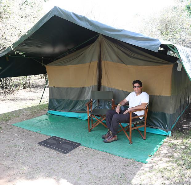My House In Masai Mara